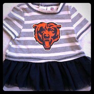 Bears Shirt with tutu ruffle